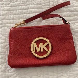MK wristlet